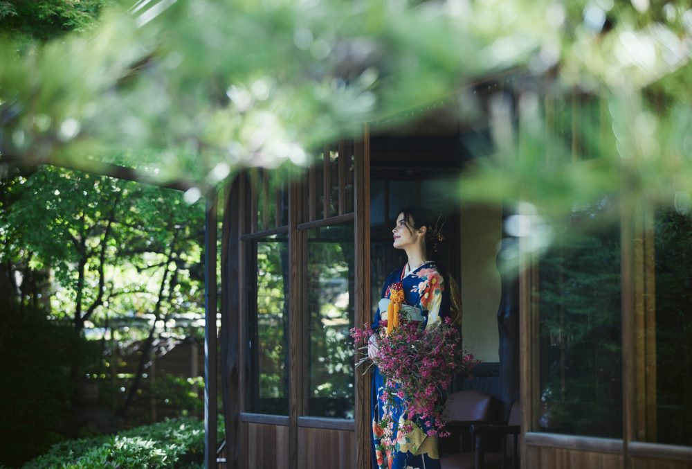 別邸「壺中庵」限定プラン ご家族との結婚式をご検討の方向け